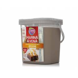 HARINA DE AVENA CUBO 2k
