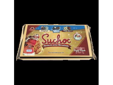 Suchoc 3-Pack Edición Navidad 1.5 Kg